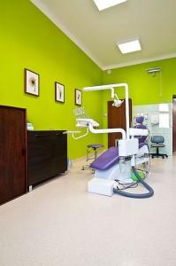 Dentysta - miejsce pracy